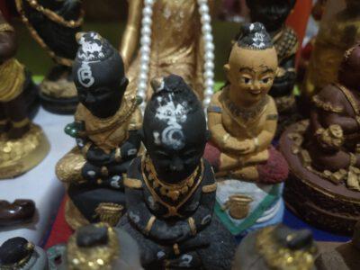 กุมารทองอาจารย์น้อยโชคชัย ฆราวาสขมังเวทย์เมืองแพร่ รุ่นแรกรุ่นเดียวสุดเฮี้ยน